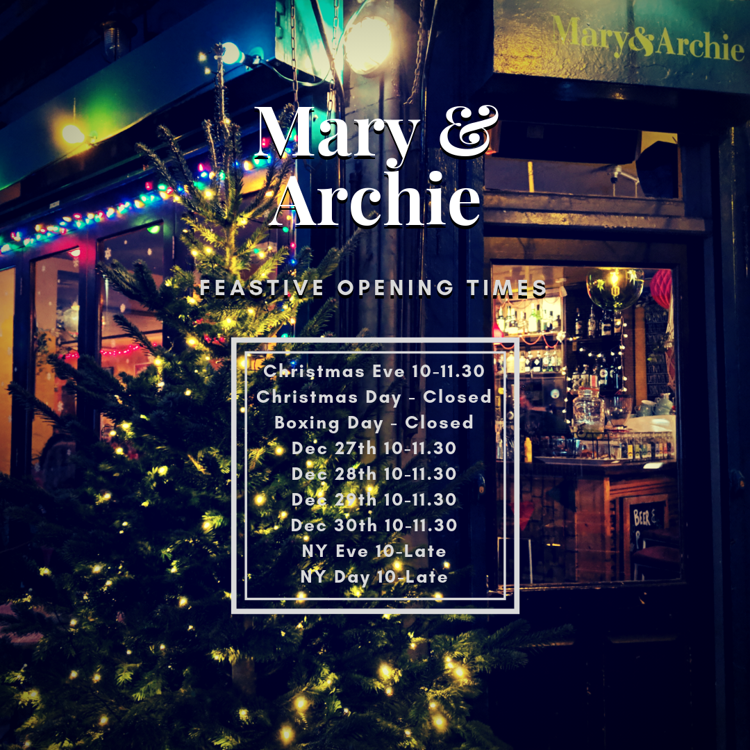 festive opening times